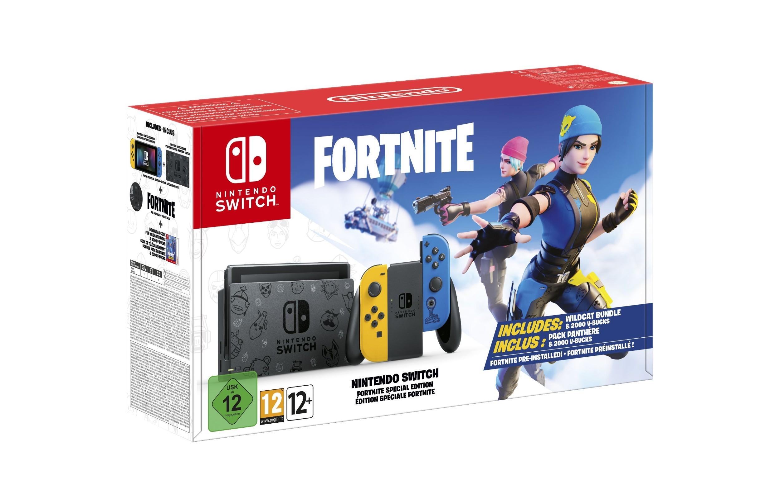 Nintendo présente son catalogue pour les Fêtes de fin d'année Switch11