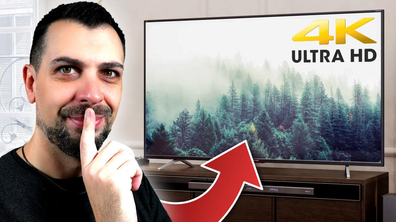 SHARP 65BL5EA - Mon écran 4K pour Netflix & PS5 Tv-4k-10