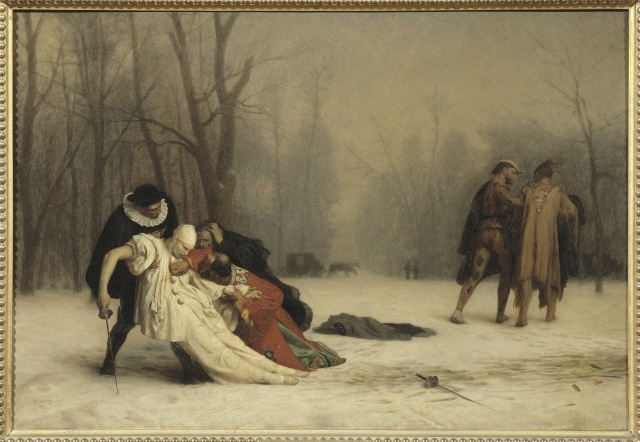 JEAN-LEON GERÔME (1824-1904) Gerome13
