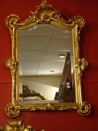 L'art et les arts décoratifs au XIXème siècle Miroir10