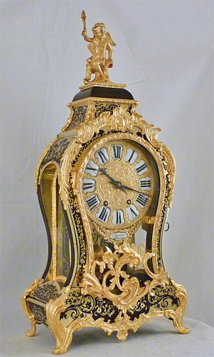 L'art et les arts décoratifs au XIXème siècle Pendul10