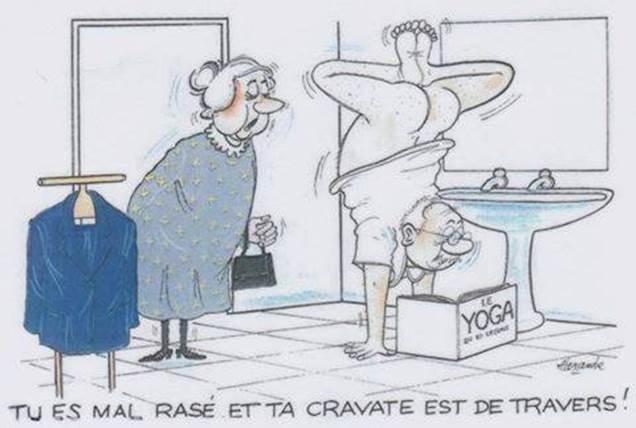 le yoga Rase10