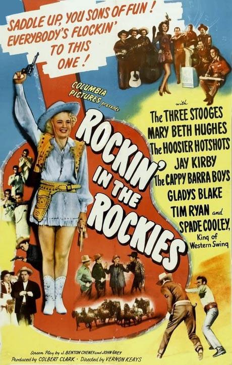 ROCKIN' IN THE ROCKIES - 1945 3stoog12