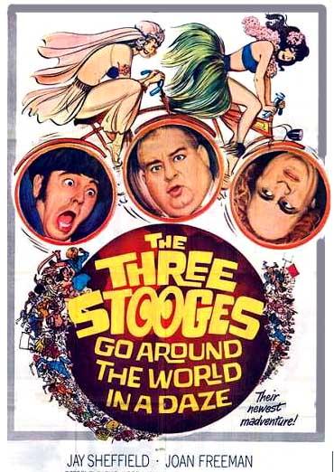 THREE STOOGES GO AROUND THE WORLD IN A DAZE - 1963 3stoog13