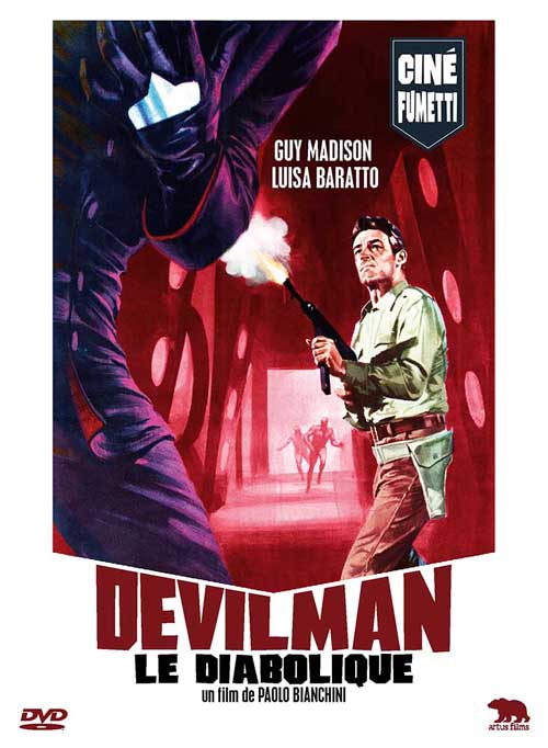 DEVILMAN LE DIABLOLIQUE - 1967 Devilm11