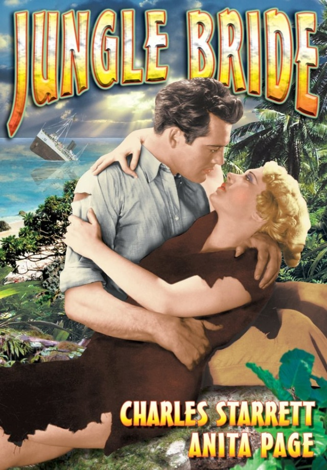 JUNGLE BRIDE 1933 Jungle10