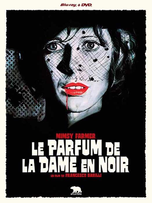 Le PARFUM DE LA DAME EN NOIR - 1974 Parfum10