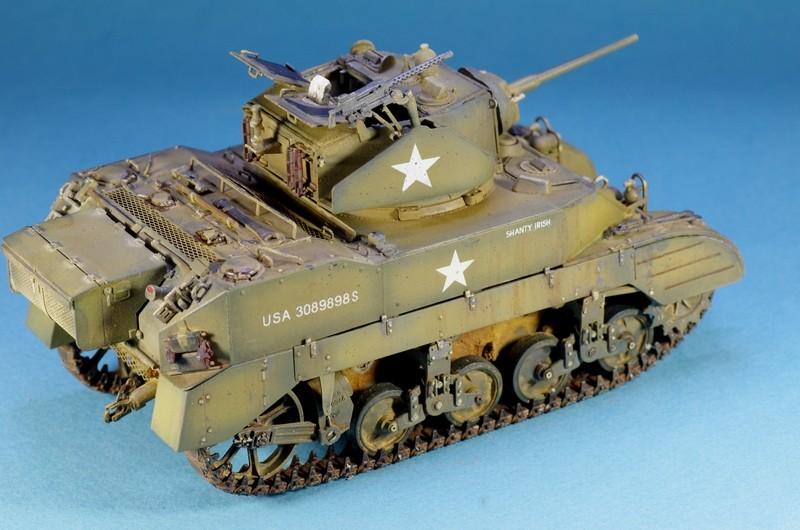 M5 A1 Stuart AFV 1/35 Imgp4813