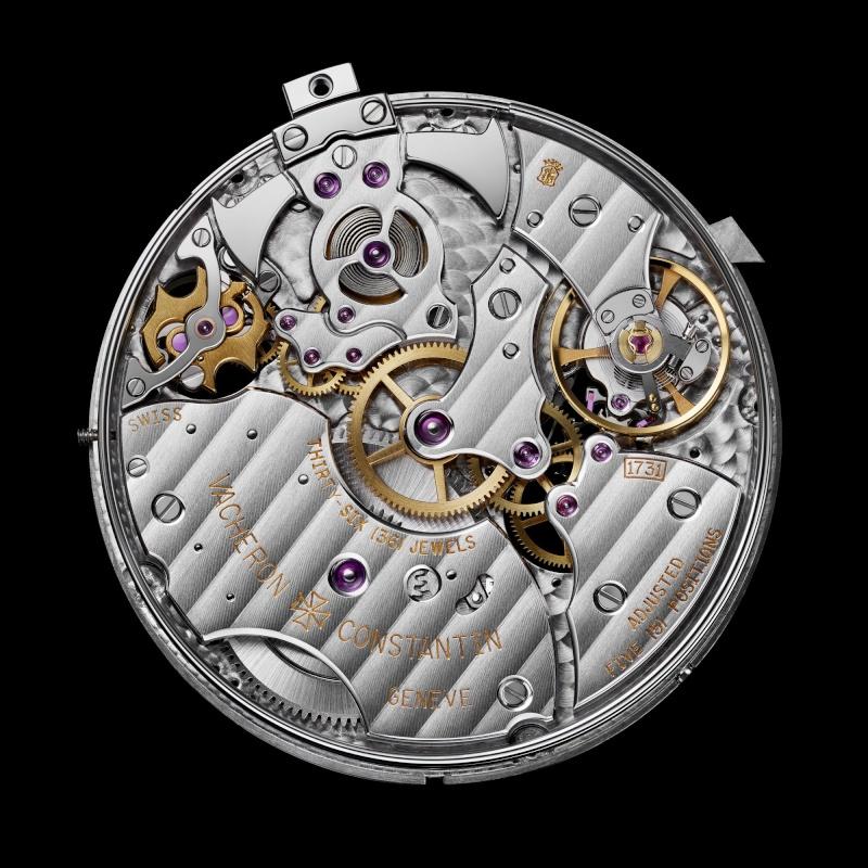 VACHERON CONSTANTIN - Patrimony Contemporaine ultra-plate calibre 1731 Calibr12