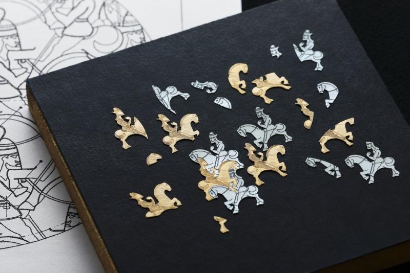 VACHERON CONSTANTIN - Métiers d'Art Les Univers Infinis Making10