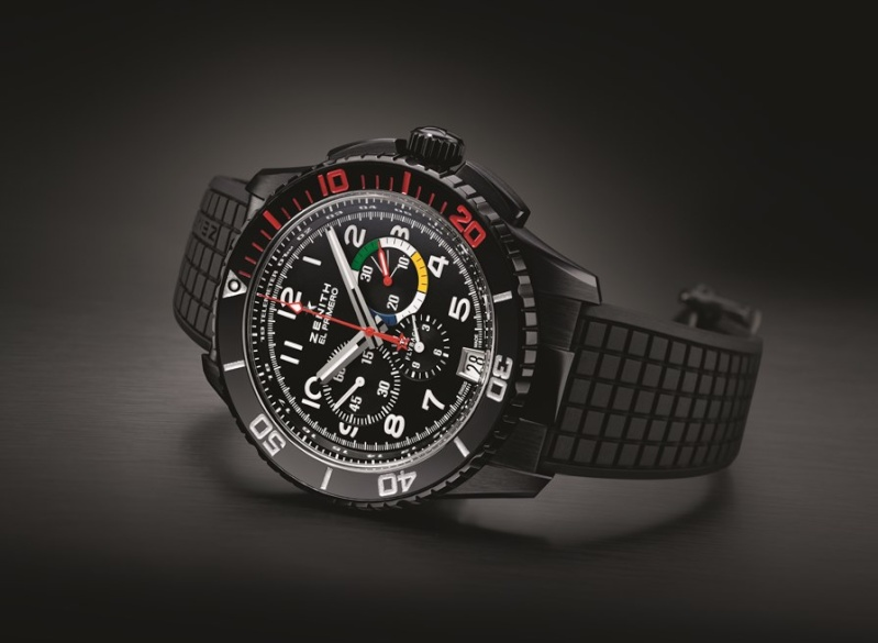 Nouvelle Stratos Rainbow Flyback Edition Limitée Strato10