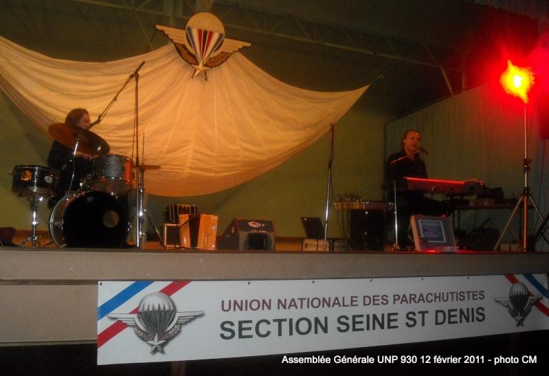 l'UNP 93  paella samedi 12 février 2011 2011_010