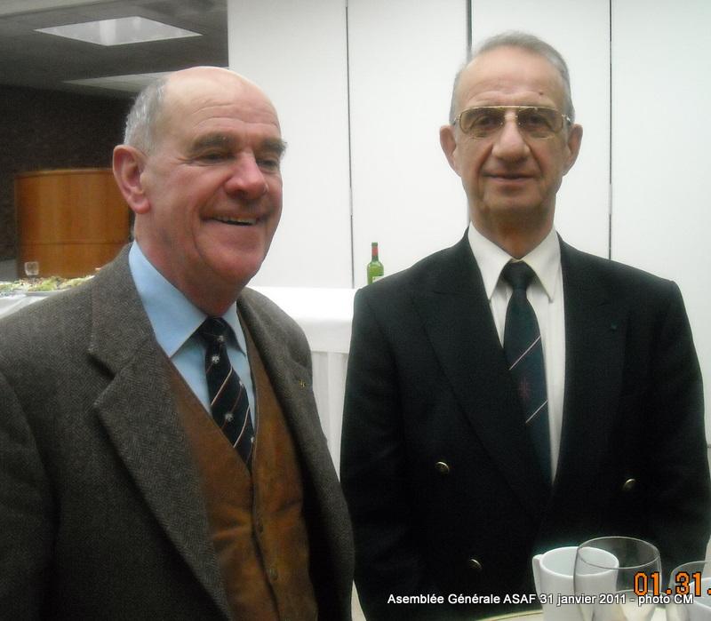 ASAF - Réunion des délégués et Assemblée Général  31 janvier 2011 Ag_asa12