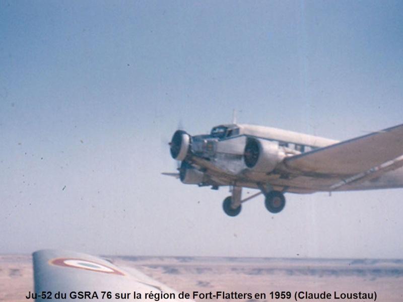 Le JU52 GSRA 76 en Algérie 1959 Ju52_c10