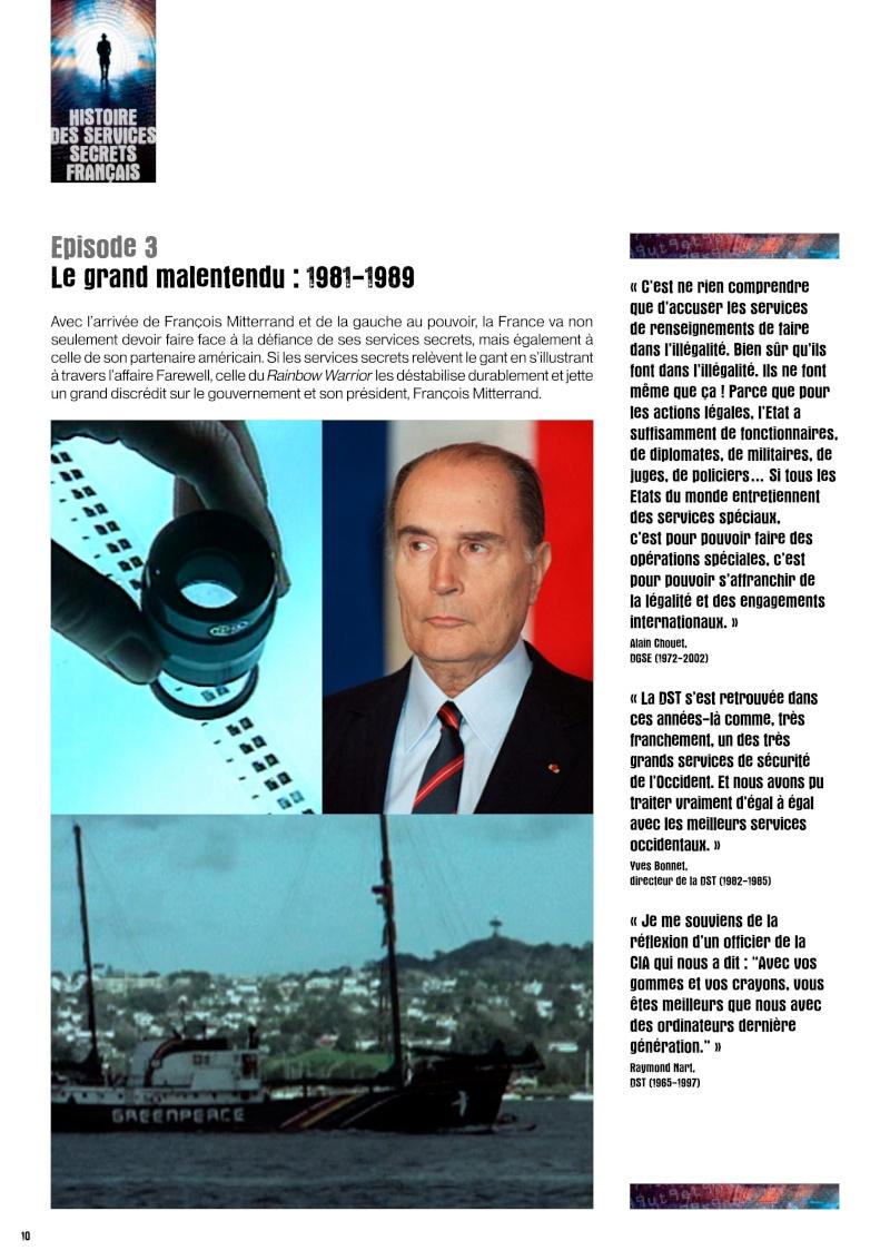 LES SERVICES SECRETS FRANCAIS ce soir sur France5 dimanche 6 février 2011 Servic19