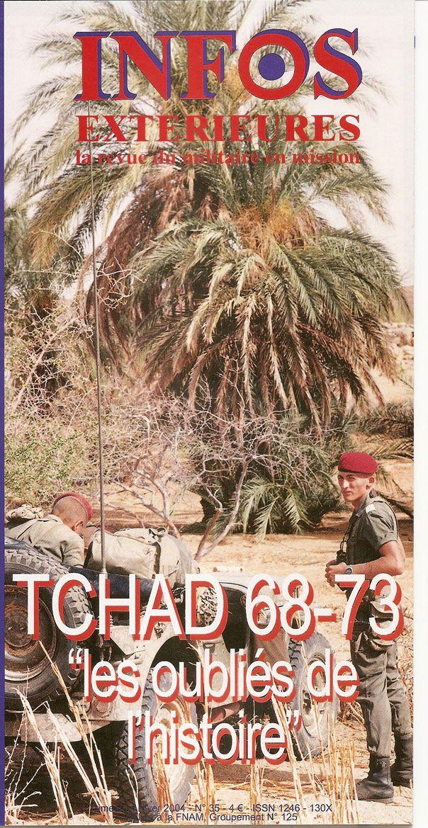 TCHAD 1968-1973 Les oubliés de l'Histoire... Tchad010