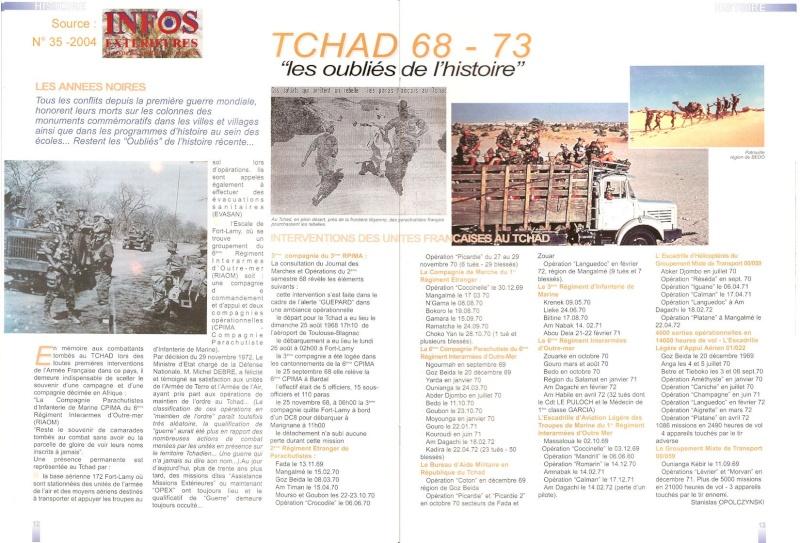 TCHAD 1968-1973 Les oubliés de l'Histoire... Tchad011