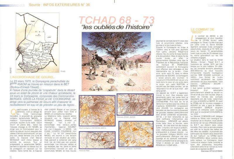 TCHAD 1968-1973 Les oubliés de l'Histoire... Tchad012