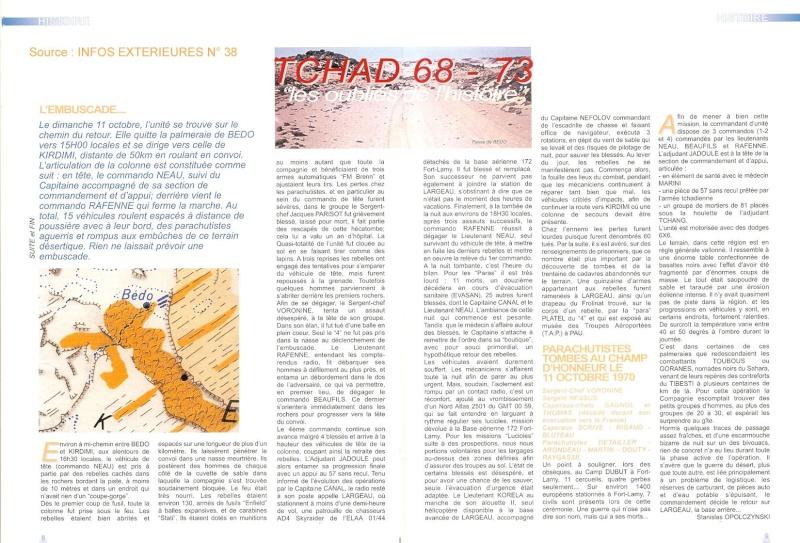 TCHAD 1968-1973 Les oubliés de l'Histoire... Tchad013