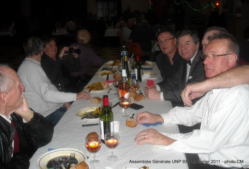l'UNP 93  paella samedi 12 février 2011 Unp_9311