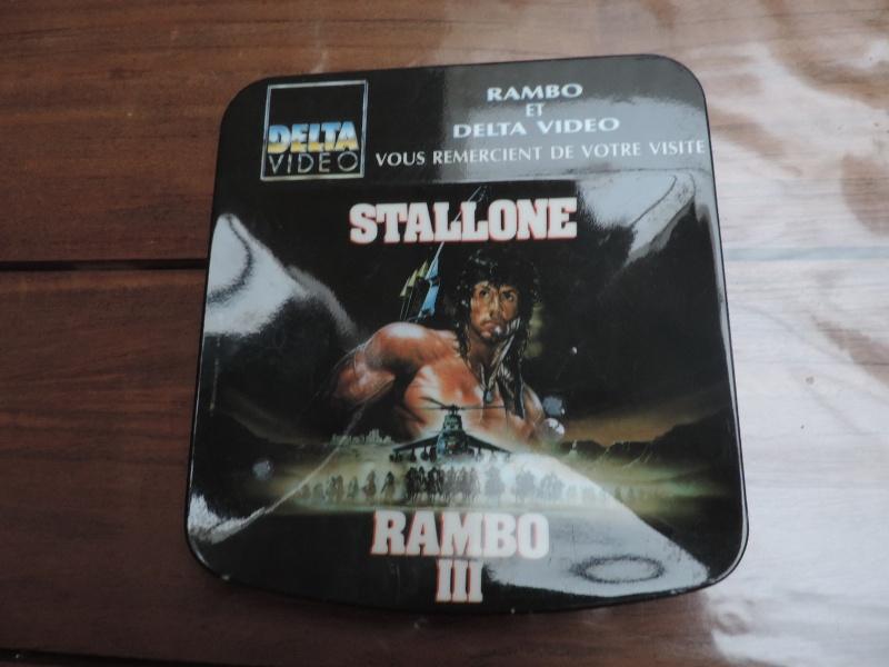 Ramasse pièce Rambo 3 - Delta Vidéo Dscn2010
