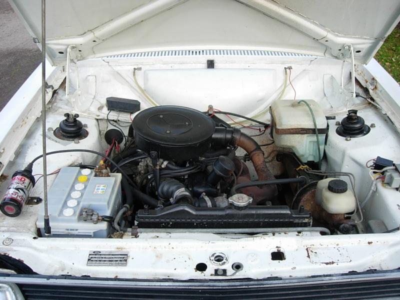 E-Tech Ford Eskort MK2 / volvo motor (det lucktar 16v TURBO) Orgina10