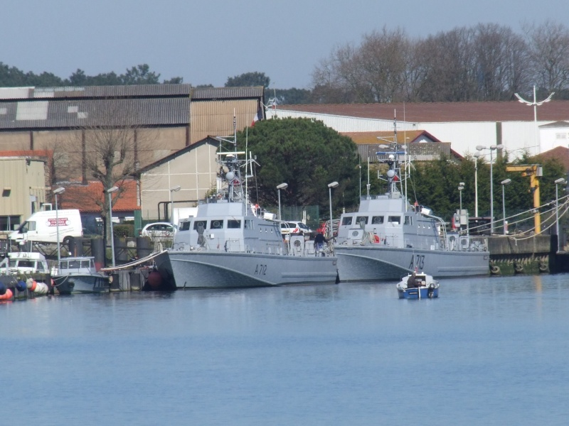 RANGE SUPPORT VESSELS ( YAG )  A713  ARAMIS Base_n10