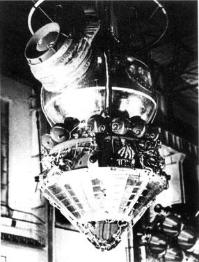 Module de service du Vostok 119-410