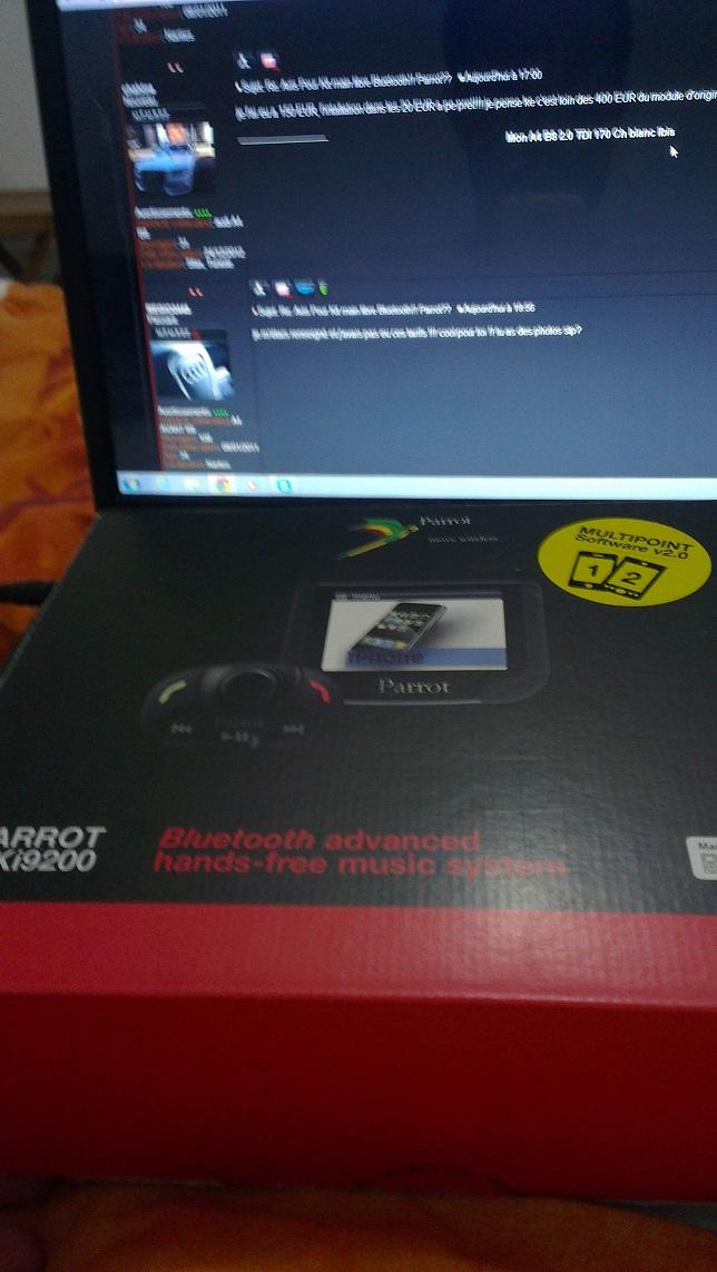 Avis Pour Kit main libre Bluetooth!! Parrot?? Imag0510