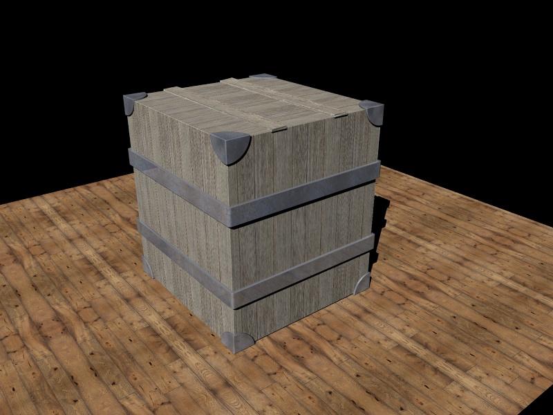 Construction 3D - Page 4 Caisse10