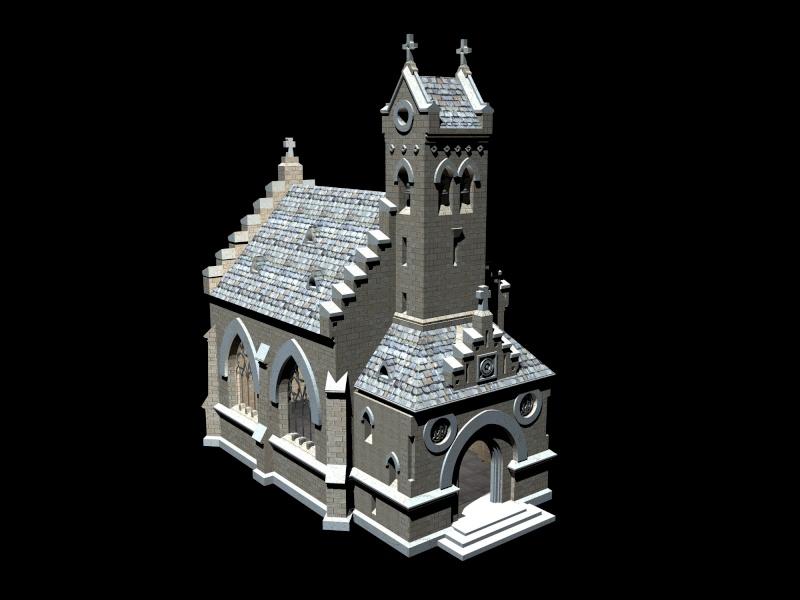 Construction 3D - Page 4 Eglise11