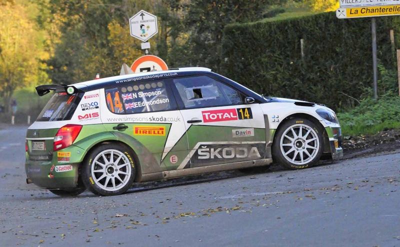 Rallye du Condroz Condro14