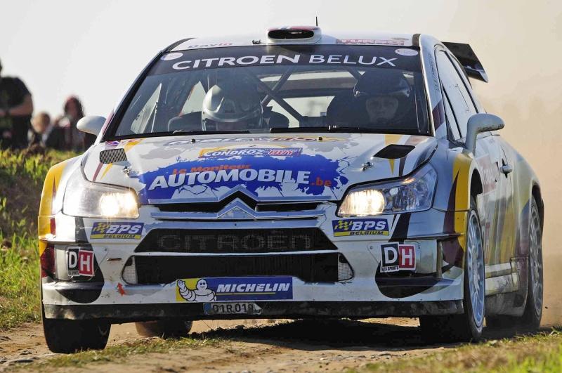 Rallye du Condroz Condro19