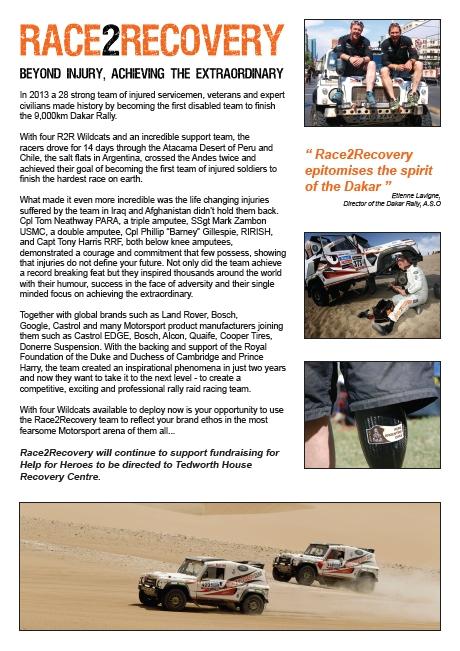 Le RACE2RECOVERY Team au 36ème Dunes et Marais Race2r10