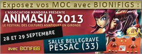 [Expo] BIONIFIGS au Festival Animasia (33) les 28 & 29 septembre 2013 Animas10