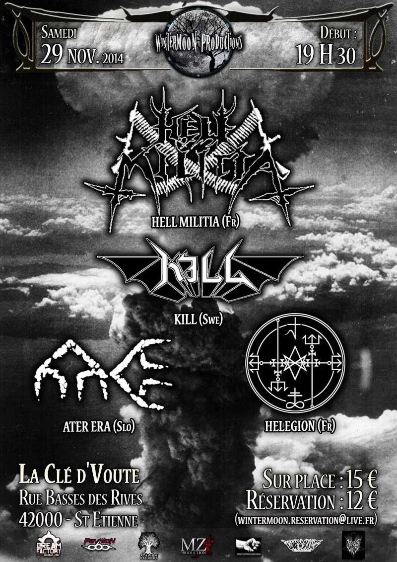 29/11/14-Hell Militia+Kill+Ater Era+Helegion-St Etienne Hell_m10