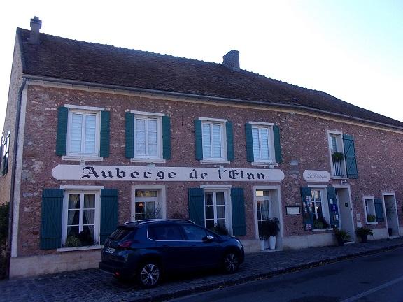 L'auberge de l'Elan, dans les Yvelines : 2_aube10