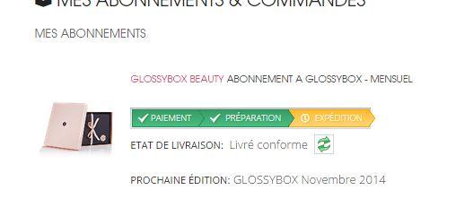 [Novembre 2014] Glossybox - Page 3 Captur10