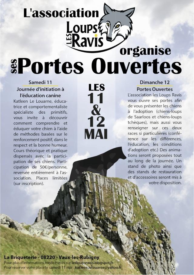 Association Les loups ravis Affich10