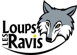 Association Les loups ravis Logo11