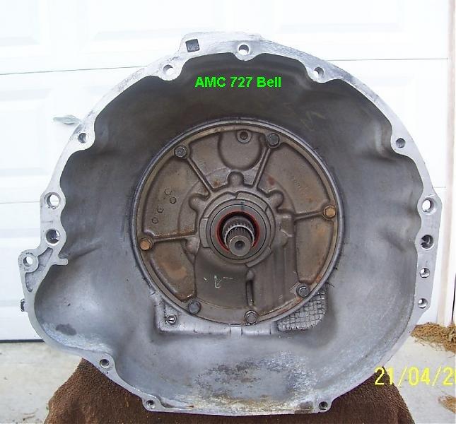 transmission automatique Amc Amctf710