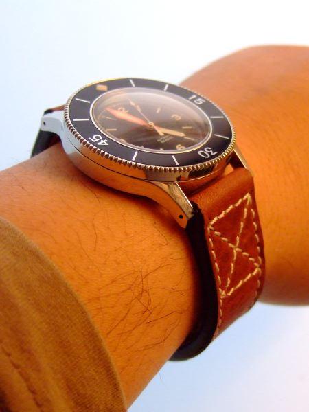 Stingray MKII avec sa nouvelle robe (bracelet inside) Mkii_s10