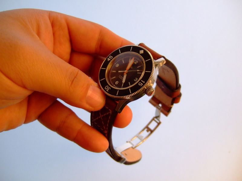 Stingray MKII avec sa nouvelle robe (bracelet inside) Mkii_s12