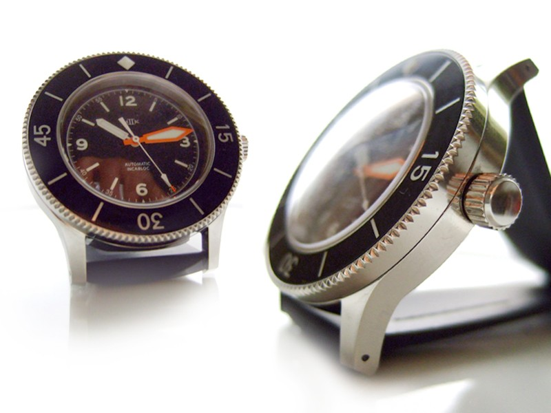 avis et conseil : bracelet pour ma nouvelle MKII Stingray (photo inside) Stingr28