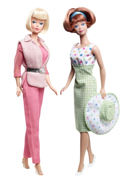 Barbie and Midge 50th Anniversary GiftSet Barbie13