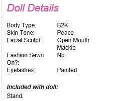 Nouveauté 2013, les détails de la poupée ! Datail10
