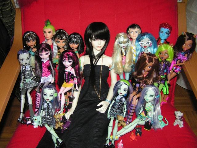 Mes Monster High --> La suite =) Pict4214
