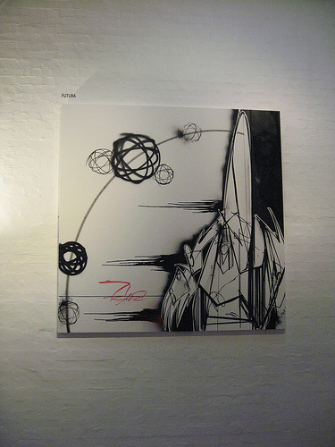 FUTURA 2000 [graff, peinture, design, photo, vidéo, ...] 85736910