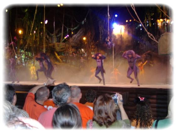 Spectacle: Tarzan, la rencontre. (représentation annulée pour 2013) Dscf2811