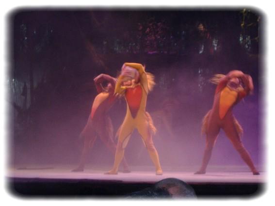 Spectacle: Tarzan, la rencontre. (représentation annulée pour 2013) Dscf2820